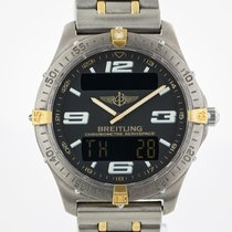 Breitling Aerospace Titanium 40mm Black Arabic numerals United States of America, California, Pleasant Hill