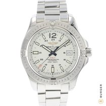 Breitling Steel 41mm Automatic A17313 pre-owned