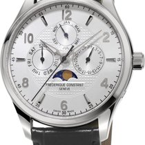 Frederique Constant Runabout Moonphase Steel