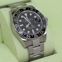 Rolex GMT-Master II 116710LN 2008 pre-owned