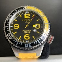 Kienzle Steel 46mm Quartz 201115 pre-owned