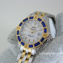 Breitling Lady J Steel 31mm White No numerals