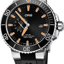Oris Aquis Small Second 01 743 7733 4159-07 4 24 64EB 2020 new