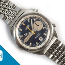 Heuer Steel Automatic 1553 pre-owned