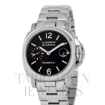 Panerai Luminor Marina Automatic Steel 40mm Black Arabic numerals United States of America, New York, Hartsdale