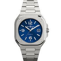 Bell & Ross BR 05 BR05A-BLU-ST/SST 2020 new