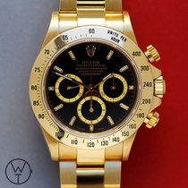 Rolex Yellow gold Automatic pre-owned Daytona