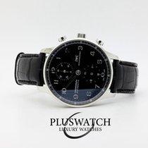 IWC Portugieser Chronograph IW371438 2017 gebraucht