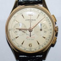 Lemania 252-PA Good Tungsten 32mm Manual winding