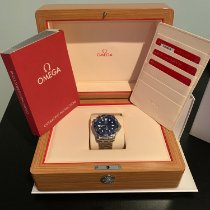 Omega Seamaster Diver 300 M Steel 42mm Blue No numerals United States of America, Illinois, Bartlett