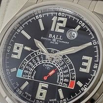 Ball Steel 41mm Automatic Trainmaster new