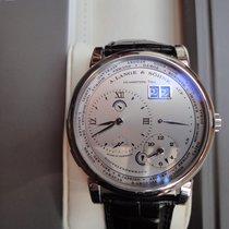 A. Lange & Söhne 116025 Platinum 2007 Lange 1 pre-owned