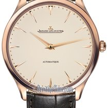 Jaeger-LeCoultre Rose gold Automatic Champagne 41mm new Master Ultra Thin