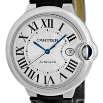 "까르띠에 (Cartier) ""Ballon Bleu de Cartier"" Automatic."