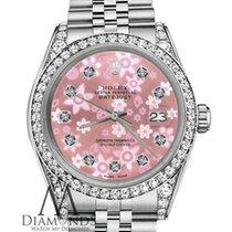 Rolex Lady-Datejust Acero 26mm Rosa
