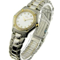 Ebel 1090910/9960P 1911 Mini in Steel and Yellow Gold with...