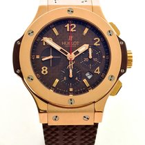 Hublot Big Bang Chronograph Cappuccino 18K Roségold 44 mm...