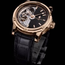 Louis Moinet Or rose 43,5mm Remontage automatique LM-31.50.55 occasion