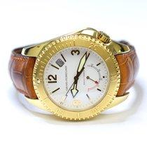 Girard Perregaux Sea Hawk II 42mm 18K Yellow Gold Watch on...