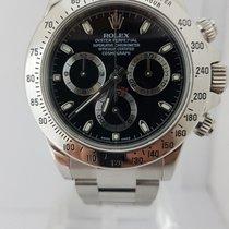 Rolex Daytona 116520-Black dial