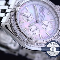 Breitling Chronomat Evolution Diamond Bezel MINT CONDITION