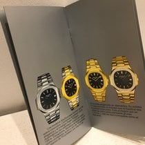 Patek Philippe Nautilus reference 4700  and 3700 Brochure