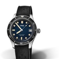 Oris Divers Sixty Five 01 733 7747 4055-07 4 17 18 Oris DIVING SIXTY-FIVE Nero new