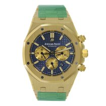 Audemars Piguet Royal Oak 41mm Yellow Gold Selfwinding...