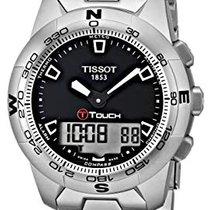 Tissot T-Touch II neu 43mm Stahl