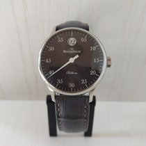 Meistersinger Salthora SH907 New Steel 40mm Automatic
