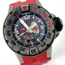 Richard Mille RM 028 Titanium 47mm Transparent Arabic numerals