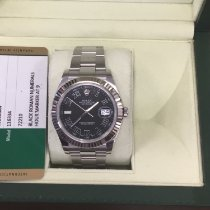 Rolex Datejust II Steel 41mm Grey Roman numerals United States of America, New Jersey, wayne