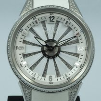 Perrelet Steel Automatic White 41mm new Turbine XS