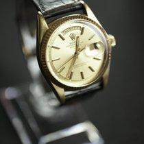 Rolex 1803 Κίτρινο χρυσό 1978 Day-Date 36 36mm μεταχειρισμένο