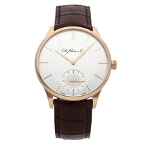 H.Moser & Cie. Rose gold 39mm Manual winding 2327-0400 pre-owned