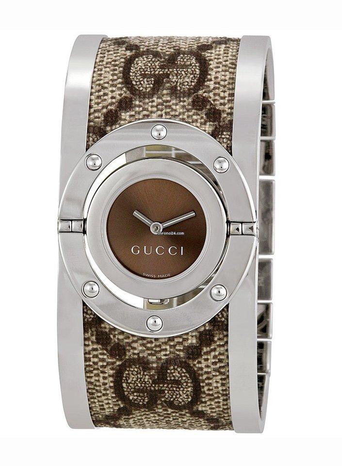 d050ba8a9 Gucci 112 Twirl Bangle za 505 € k prodeji od Trusted Seller na Chrono24