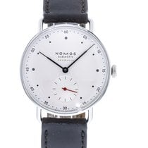 NOMOS Metro Neomatik Steel 35mm Silver United States of America, Georgia, Atlanta