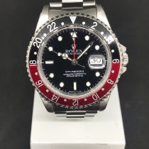 Rolex Steel 40mm Automatic 16710 pre-owned