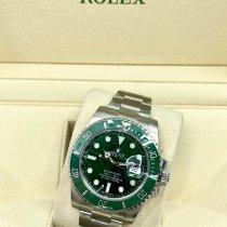 Rolex Submariner Date 116610LV Çok iyi Çelik 40mm Otomatik