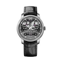 Girard Perregaux new Automatic PVD/DLC coating 45mm Titanium Sapphire Glass