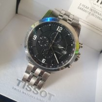 Tissot PRC 200 Acier 44mm Noir Arabes France, Essey Lès Nancy