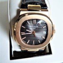 Patek Philippe 5711R-001 Rose gold 2008 Nautilus 40mm pre-owned
