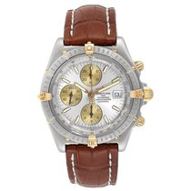 Breitling Gold/Steel 43mm Silver United States of America, Georgia, Atlanta