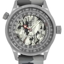 Terra Cielo Mare Steel 47mm Automatic TC7008URBAN new