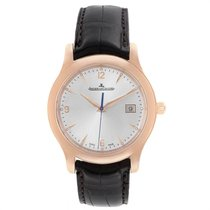 Jaeger-LeCoultre Master Control Date Rose gold 40mm Silver Arabic numerals United States of America, Georgia, Atlanta