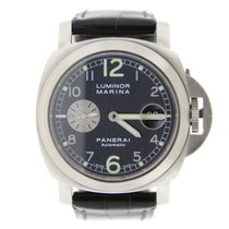 Πανερέ (Panerai) Luminor Marina Anthracite Dial Stainless Steel