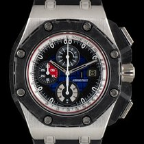 Audemars Piguet Platinum ROO Grand Prix Ltd Ed B&P...