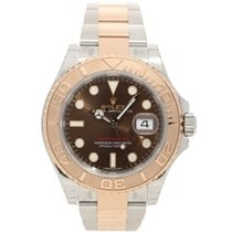 Rolex Yacht-Master 40 Steel & Everose Gold  Chocolate Dial 116621