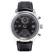 IWC Portuguese Chronograph Acciaio 42mm Arabo