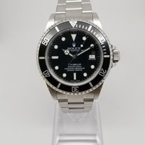 Rolex Sea-Dweller 4000 Steel 40mm Black United States of America, New York, New York